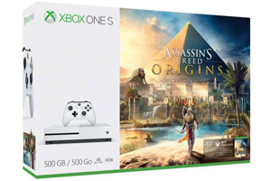 Pack Xbox One S más Assassin