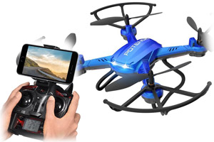 Drone Potensic F181WH HD